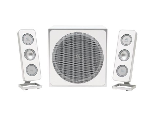 Logitech Z-4i 40 Watts 2.1 Speakers