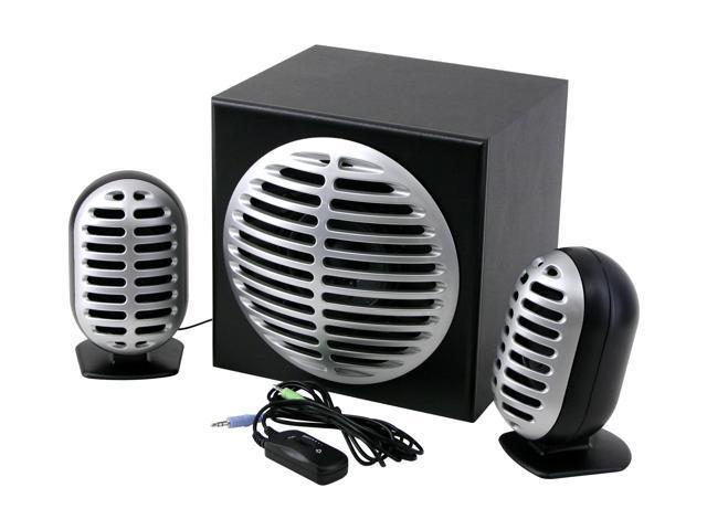 DCT Factory OG-350 8W 2.1 Speaker