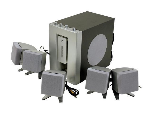 DCT Factory OG-580 25watts 5.1 Speaker
