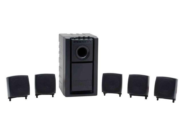 DCT Factory OG-5060 18 Watts 5.1 Speaker System