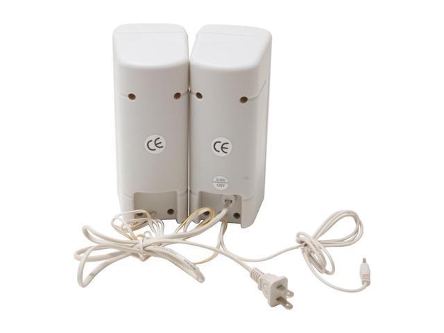 DCT Factory OG-691 Beige 250 Watts (PMPO) 2.0 Speaker - OEM