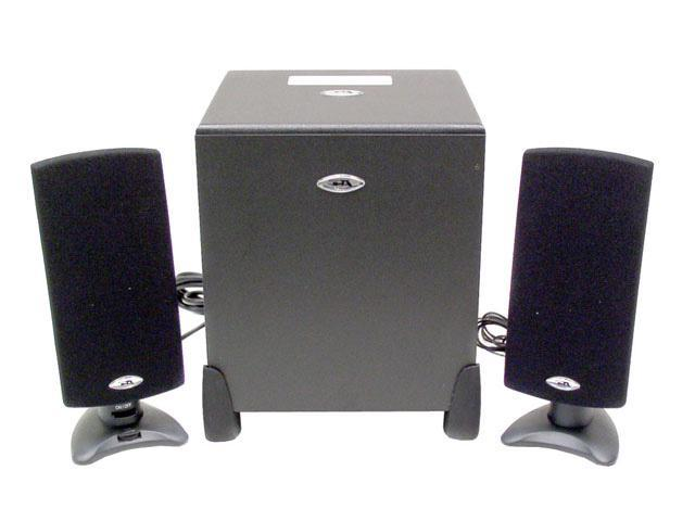 Cyber Acoustics CA-3090 26 Watts 2.1 Speaker