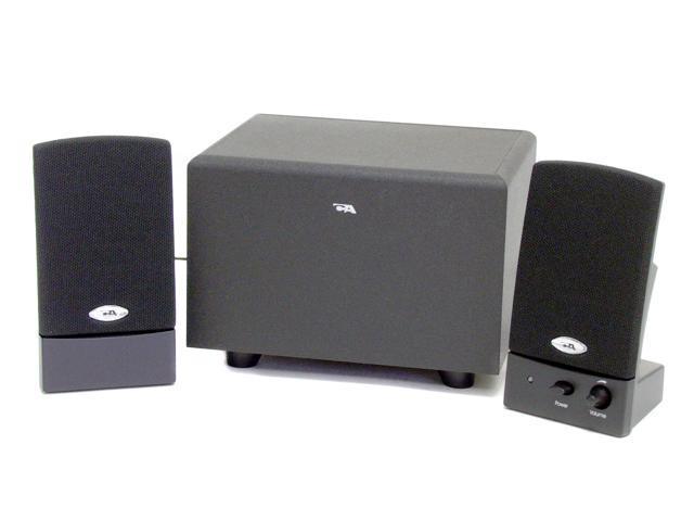 Cyber Acoustics CA-3001 2.1 Speaker
