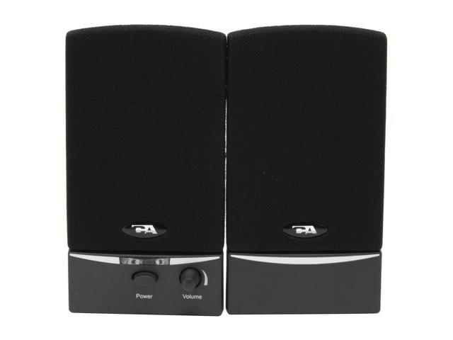Cyber Acoustics CA3001RB 14 Watts 2.1 Speakers