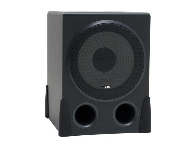 Cyber Acoustics CA5001RB 80 watts 5.1 Black Speaker