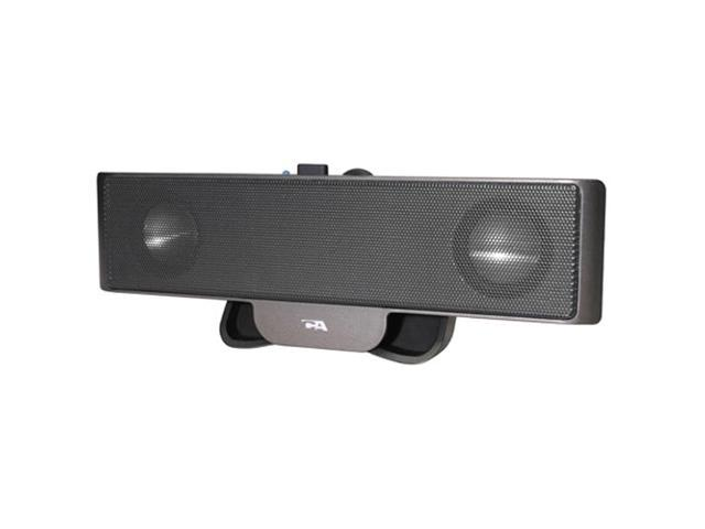 Cyber Acoustics CA-2880 USB Powered Speaker Portable Design