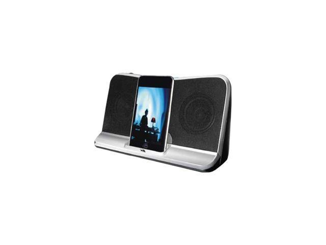 Cyber Acoustics CA-492 Portable Digital Docking Speaker System for iPhone and iPod