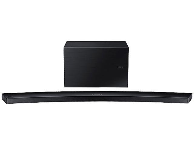 Samsung HW-J8500R Wireless Multiroom Curved Soundbar w/ Wireless Subwoofer