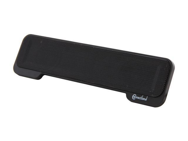 SYBA CL-SPK20138 Portable Stereo Sound Bar for Laptop