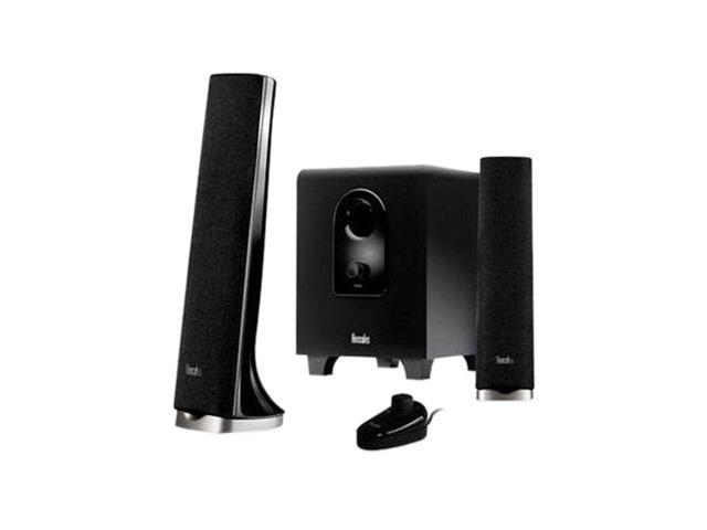 Hercules  XPS 2.1 40 Slim  32 Watts RMS Speakers - Retail