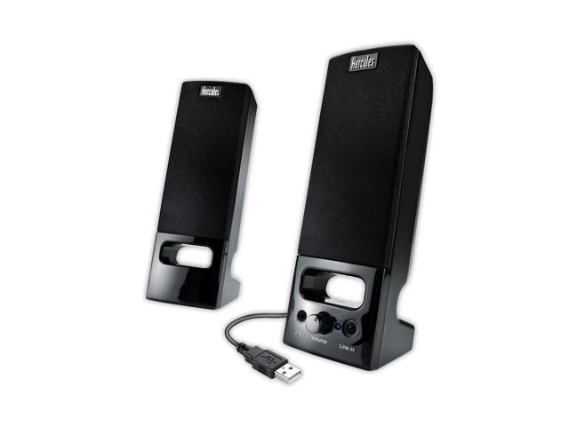 Hercules 4780643 2.0 XPS 2.0 35 USB Speakers