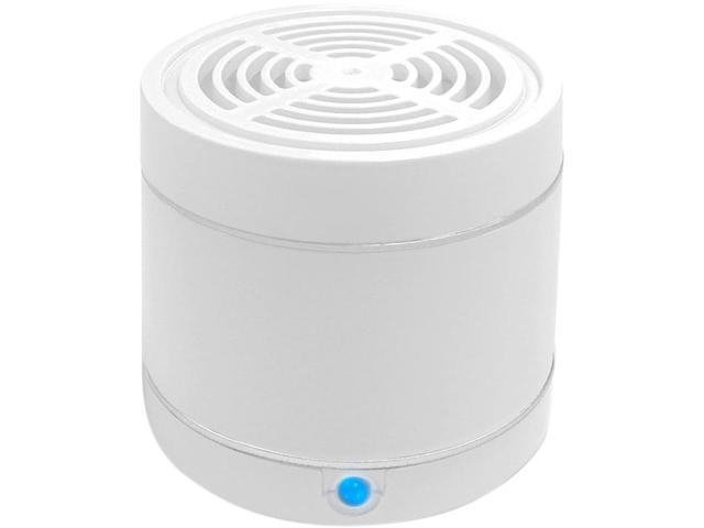 inland 88038 3W Mini Portable Speaker - White