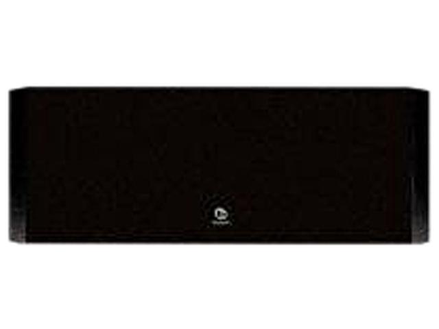 Boston Acoustics CS225CIIB Center Channel Speaker, Black Single