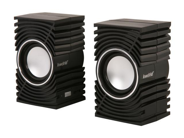 Kworld Z-SERIES citiZen Z3u (ZS0300u) Speakers