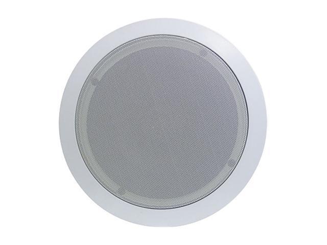 PYLE PDIC61RD 2 CH 6.5'' Two-Way In-Ceiling Speaker Pair