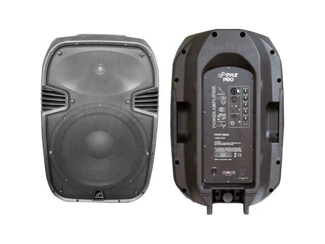 PylePro PPHP1585A Speaker System - 500 W RMS