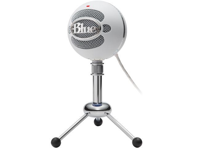Blue Microphones Snowball White Microphone