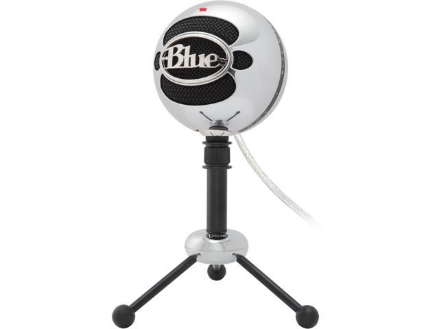 Blue Microphones - Snowball (Brushed Aluminum)