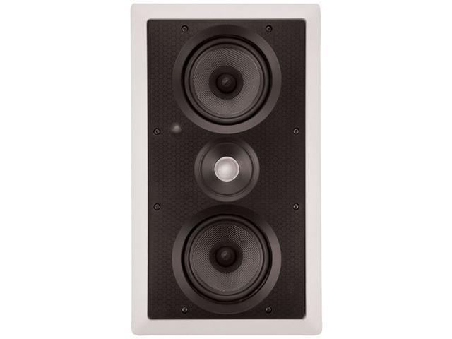 Architech PS-525 LCRS Dual 5.25-Inch Kevlar LCR In-Wall Speaker