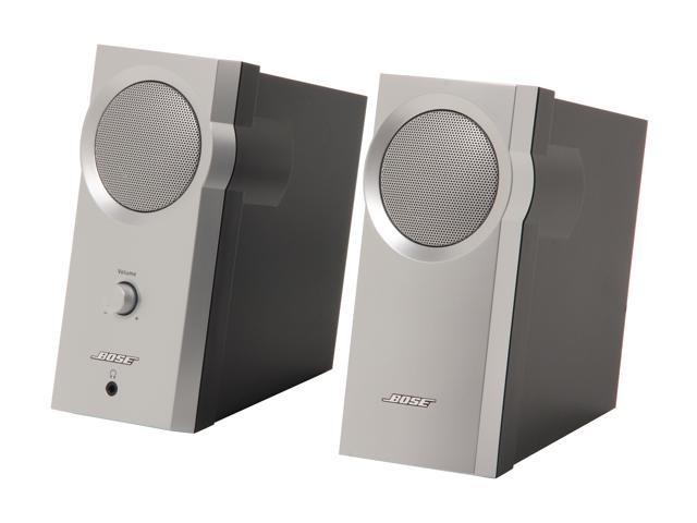 BOSE® Companion® 2 Series I Multimedia Speaker System