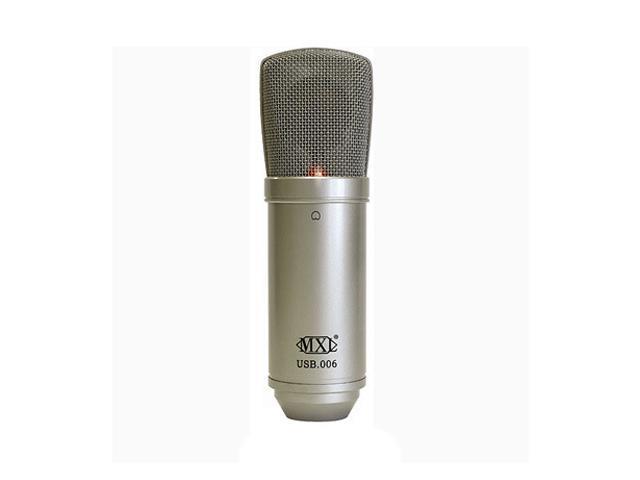 MXL USB006 Cardioid Condenser Microphone