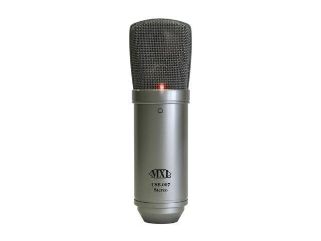 MXL USB.007 Stereo Condenser Microphone