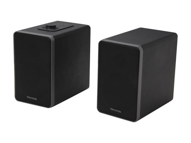 Microlab SP-H21BK 2.0 Bluetooth Wireless Speaker (Black)
