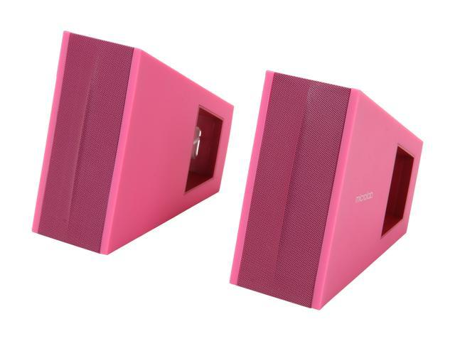 Microlab SP-FC10PI 2.0 Triangle DSP Compact Speaker (Pink)