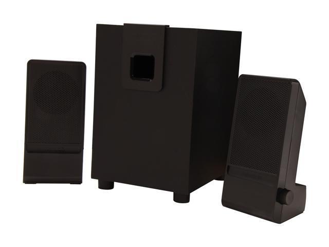 Microlab M100 10 Watts 2.1 Multimedia Speakers