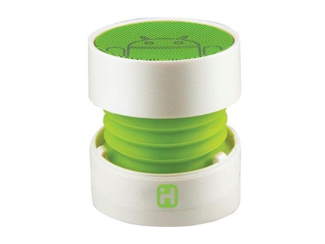 iHome Speaker System - White, Green