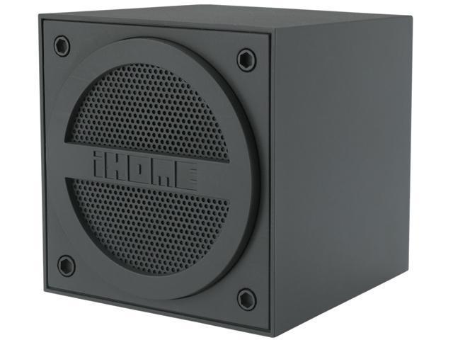 iHome Speaker System - Wireless Speaker(s) - Gray