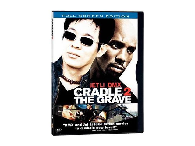 Cradle 2 the Grave (DVD / P&S / Dolby /ENG-FREN-SPAN-SUB)-NLA Jet Li, DMX, Mark Dacascos, Kelly Hu, Anthony Anderson