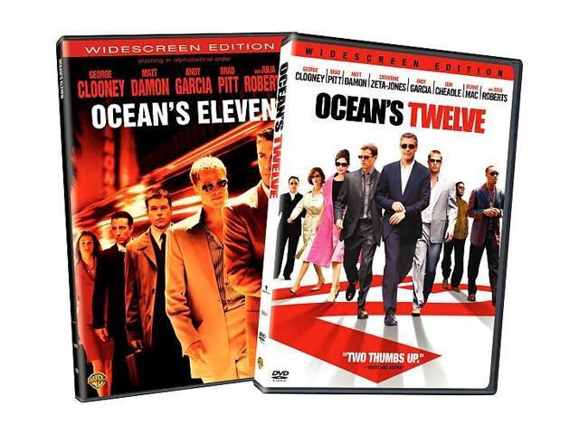 Ocean's Eleven / Ocean's Twelve(DVD / 2 Pack)-SSNLA
