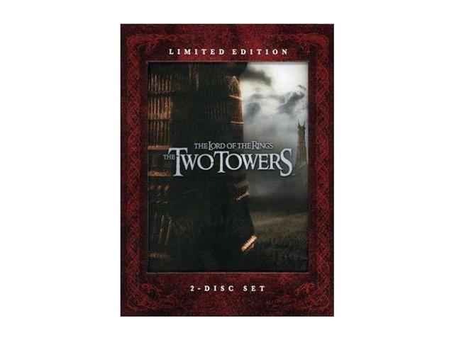 MC-Lord Of The Rings-Two Towers(DVD / LTD ED / Movie Cash)-NLA