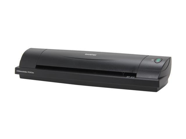 Brother DS-700D 24bit CIS Duplex 600 dpi mobile Scanner