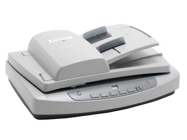 HP Scanjet 5590 L1910A 48 bit CCD 2400 x 2400 dpi Scanner