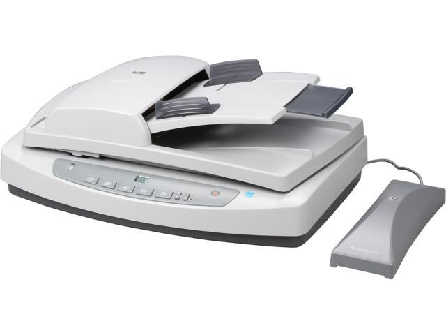 HP Scanjet 5590 (L1910A#B1H) Duplex 2400 x 2400dpi USB Flatbed Scanner