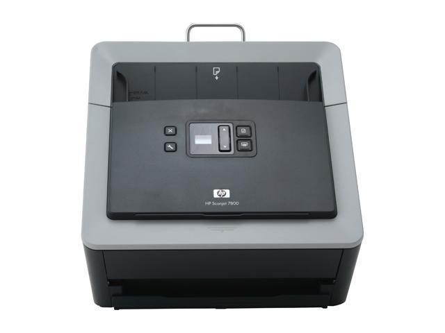 HP Scanjet 7800 L1980AB1H 48 bit CCD 1200 x 1200 dpi Sheet Fed Document Scanner