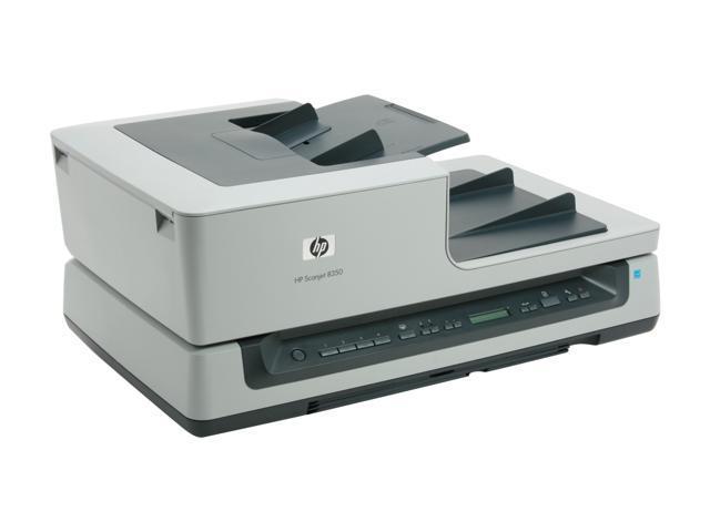 HP Scanjet 8350 L1961AB1H 48 bit CCD 4800 x 4800 dpi Scanner