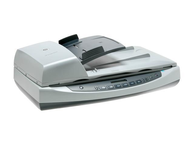HP Scanjet 8270 L1975A#B1H 48 bit CCD 4800 x 4800 dpi Document Scanner