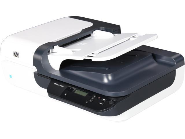 HP Scanjet N6310 (L2700A#201) up to 2400 x 2400 dpi USB Sheetfed Document Flatbed Scanner – Government model