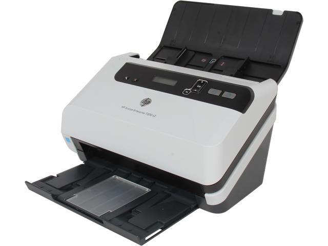 HP SCANJET ENTERPRISE 7000 S2 SHEET-FEED SCANNER - L2730A#BGJ