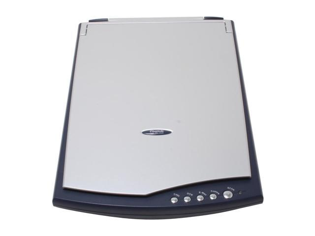 Plustek OpticSlim 2420 48bit USB 2.0 Interface Flatbed Scanner