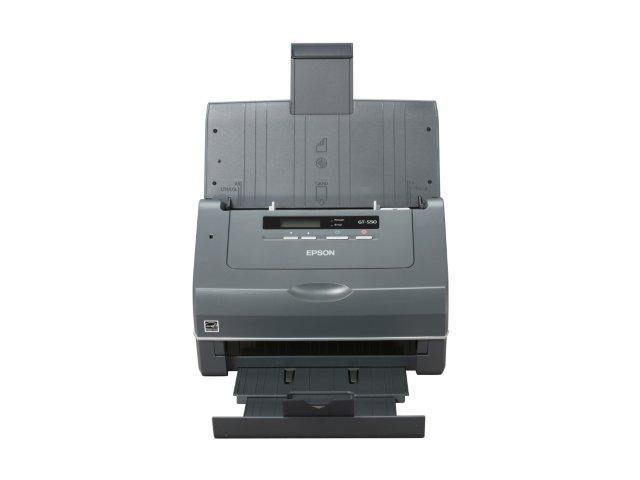 EPSON GT-S50 B11B194011 48 bit CCD 600 dpi Sheet Fed Document Scanner
