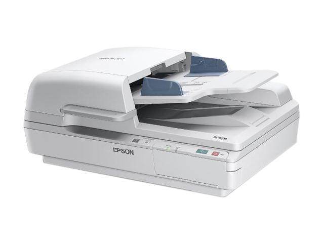 EPSON WorkForce DS-6500 48 bit CCD Flatbed 1200 dpi ADF 600 dpi Duplex Document Scanner