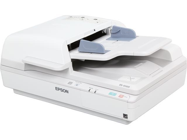 EPSON WorkForce DS-6500 Duplex Document Scanner