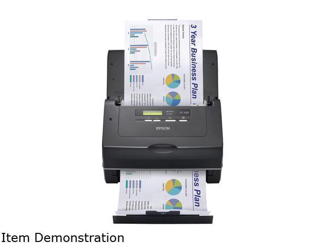 EPSON WorkForce Pro GT-S85 (B11B203201) Duplex Document Scanner