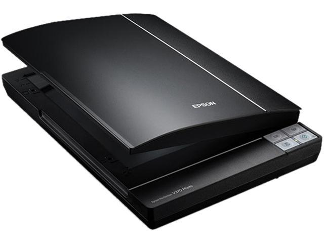 Epson Perfection V370 48bit MatrixCCD Photo 4800 dpi Scanner