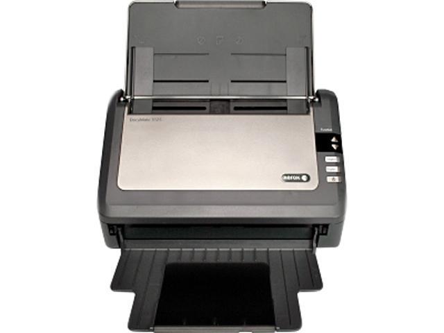 XEROX DocuMate 3125 (DM312505M-WU) Duplex up to 600 dpi USB Sheetfed Document Scanner