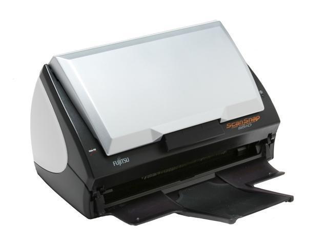 Fujitsu ScanSnap S510 PA03360-B515 CCD Color 150dpi, Monochrome 300dpi Duplex Scanner